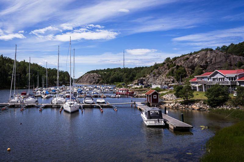 côte suédoise - EuroVelo 3