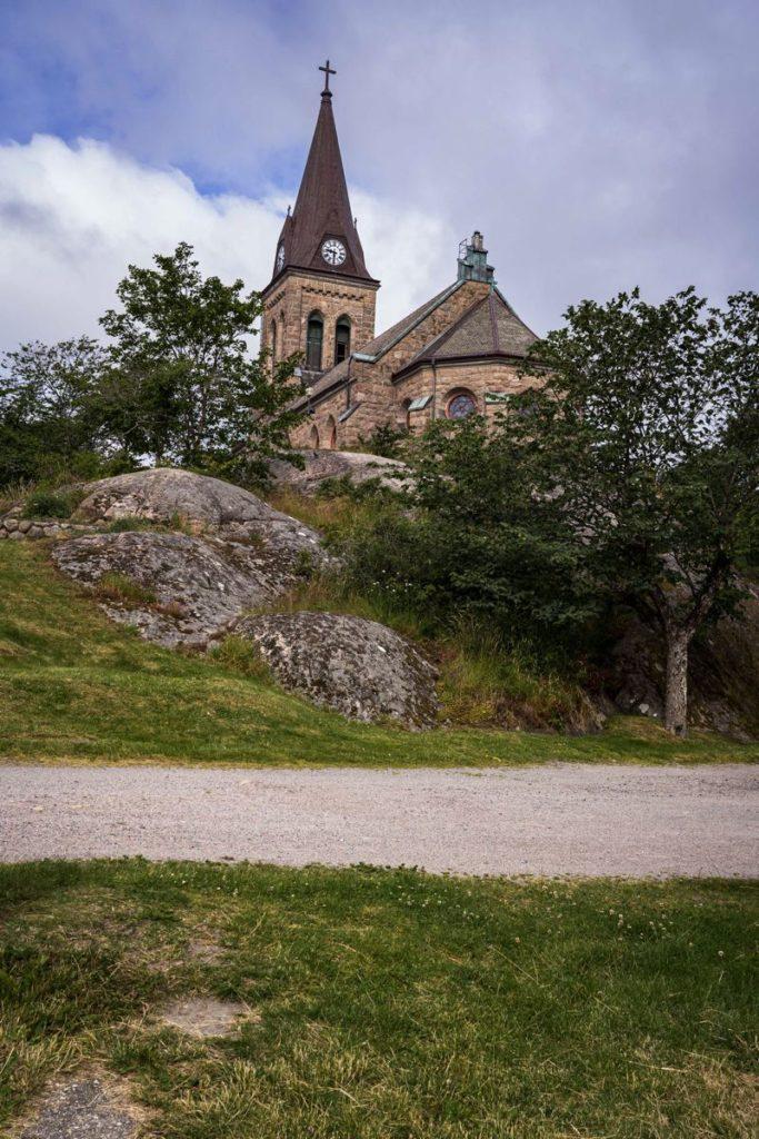 Eglise Fjällbacka