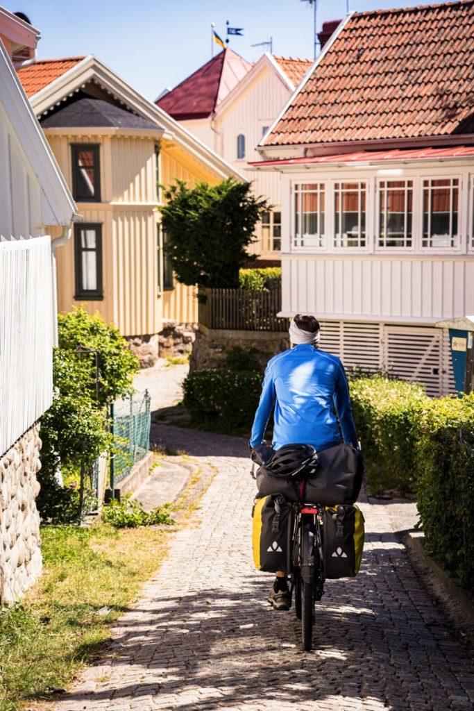 ile suède à vélo EuroVelo 3