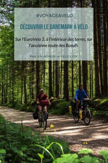 L'EuroVelo 3 au Danemark, à vélo entre forêts, espaces naturels et campagne