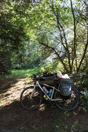 vélo Shelter Danemark