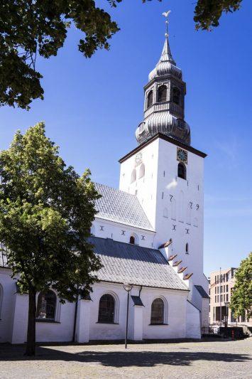 Eglise Aalborg