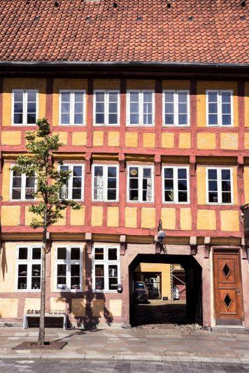 vieille bâtisse, Aalborg