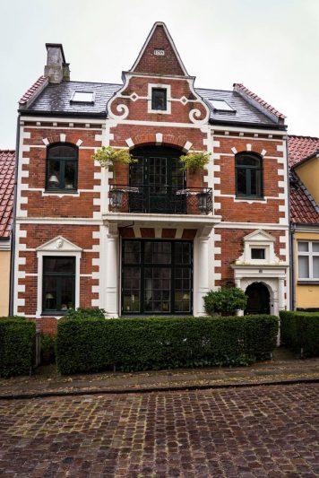 Briques rouges - Danemark