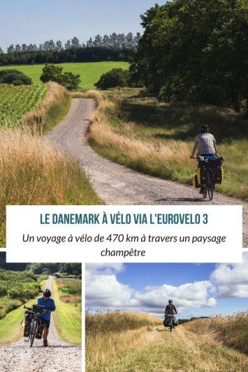 L'EuroVelo 3 au Danemark sur la route des boeufs
