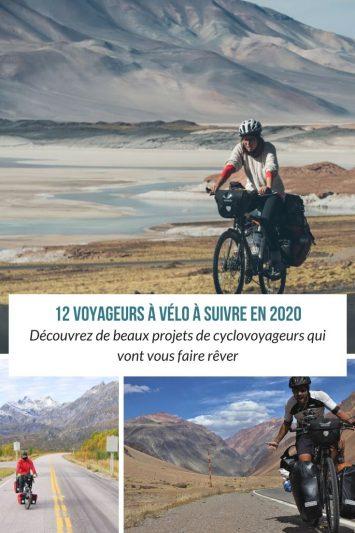 Voyageurs à vélo à suivre en 2020