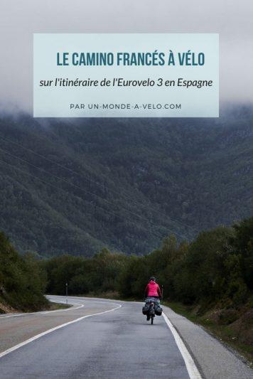 Le Camino Francés à vélo - L'itinéraire de l'EuroVelo 3 en Espagne
