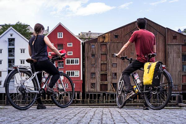 Vélos de voyage Riverside
