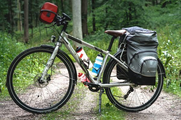 Vélo de voyage Touring 520 - Riverside - Décathlon