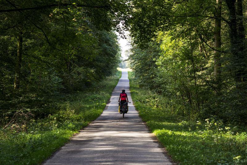 L'Aisne à vélo - Scandibérique