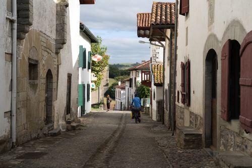Village basque - EuroVelo 3