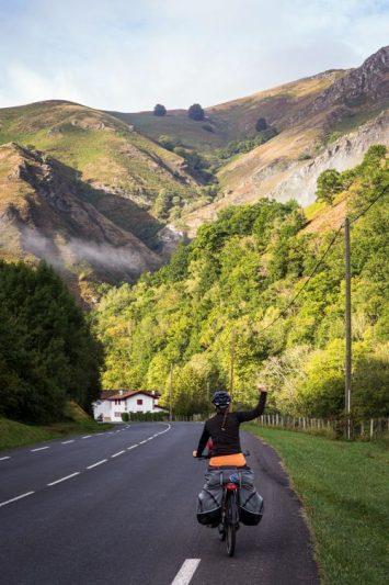Col d'Urepel - France à vélo