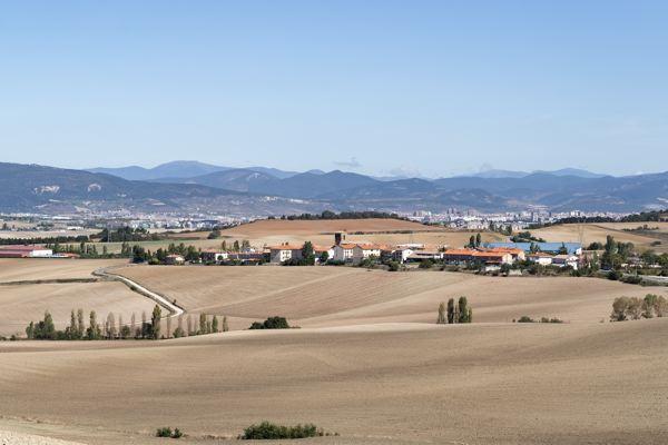 Alto del Perdón - Pamplona