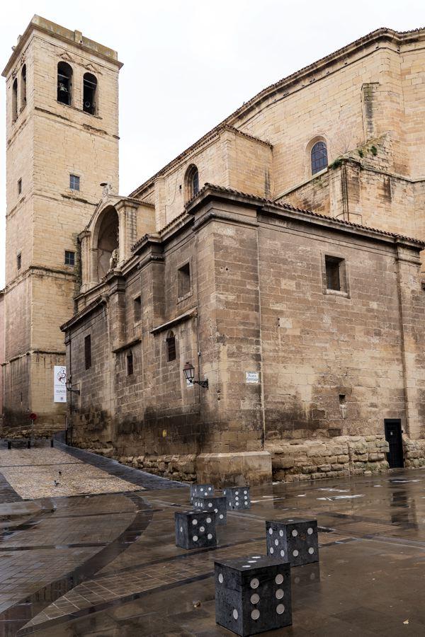 Cathédrale de Logroño
