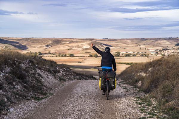 Camino francés Espagne