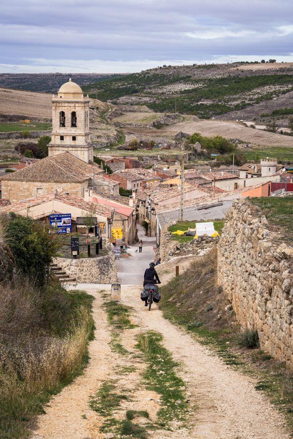 village camino Francés