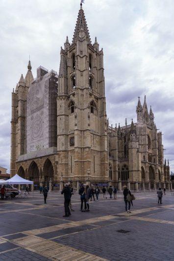 Cathédrale de León