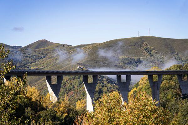 Autoroute - EuroVelo 3 en Espagne - Camino Francés