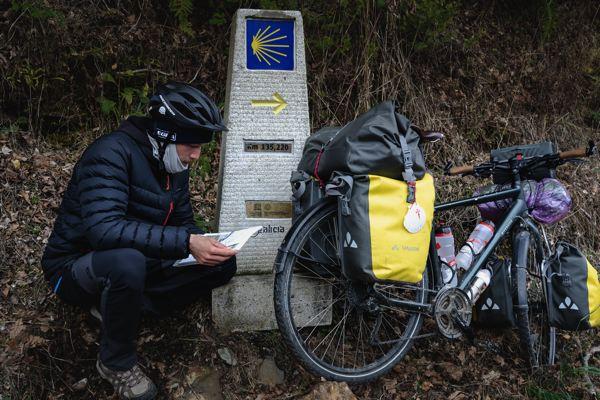 Camino Francés - EuroVelo 3 - Espagne