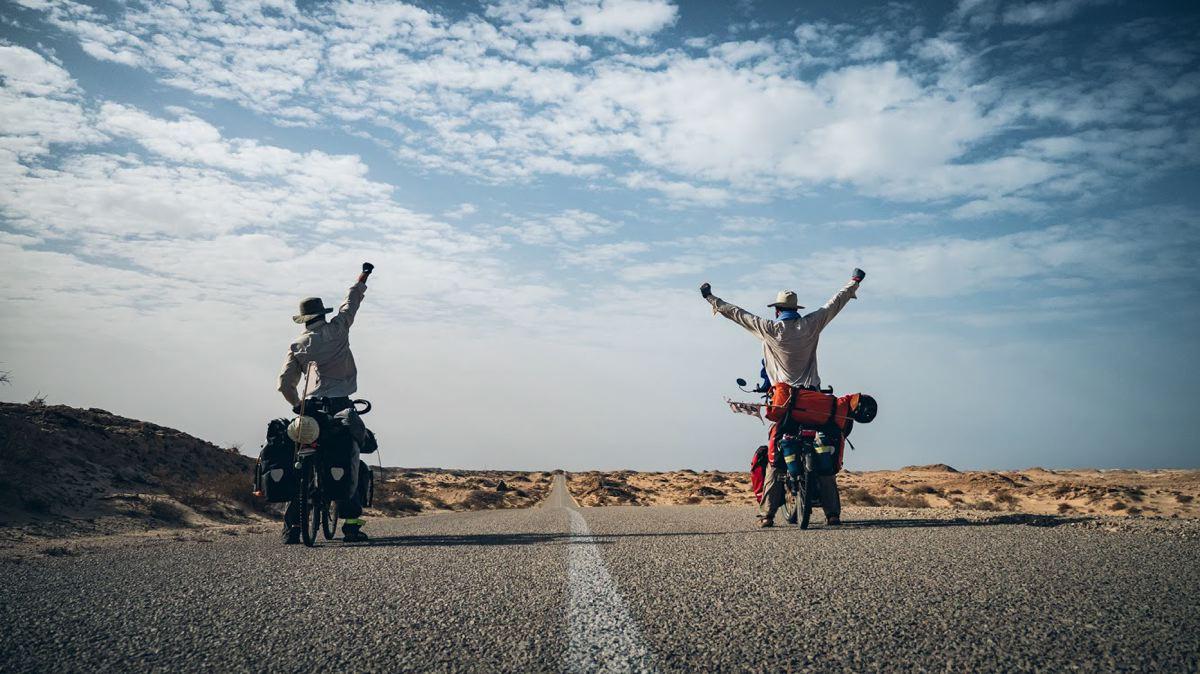 12 voyageurs à vélo à suivre en 2020 – c'est parti pour l'aventure