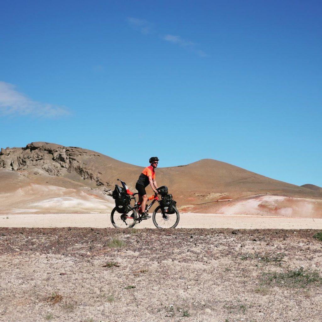 Globedreamer - voyageur à vélo
