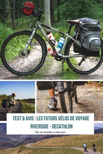 Test & Avis vélos de voyage Riverside - Décathlon