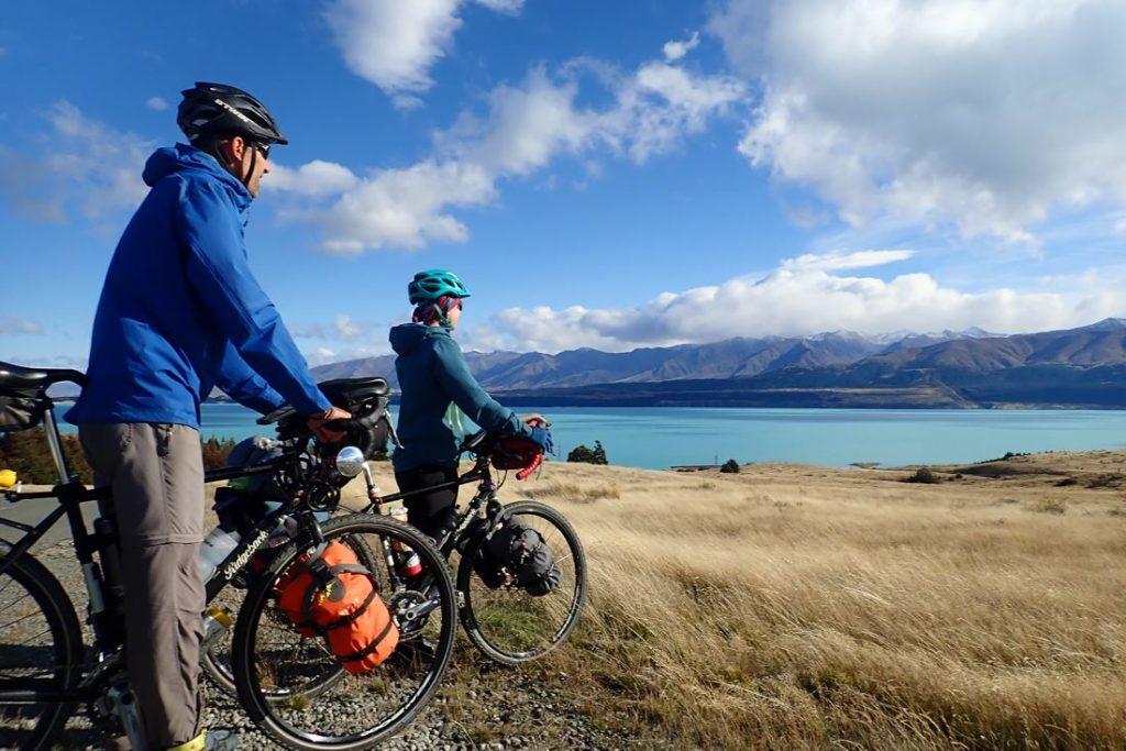 RayonMix Tour : voyageurs à vélo