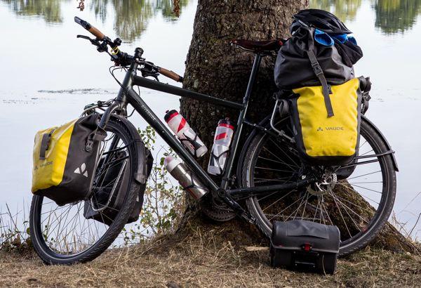 Vélo de voyage Touring 900 - Riverside - Décathlon