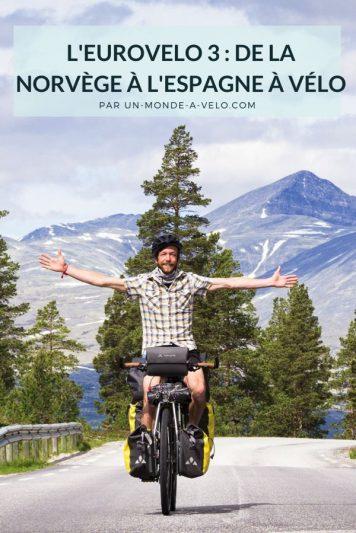 L'EuroVelo 3 : 5122 km à vélo de la Norvège à l'Espagne