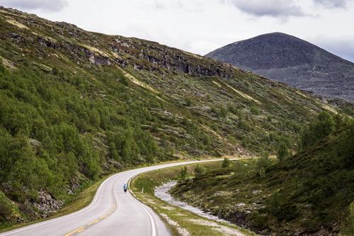 Parc national de Rondane - EuroVelo 3 - Norvège