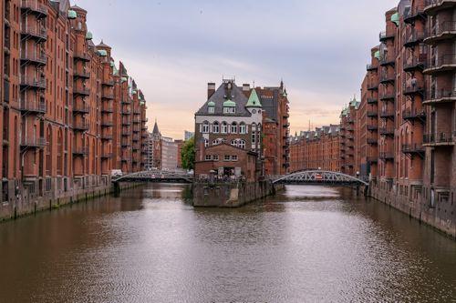 Hambourg - EuroVelo 3
