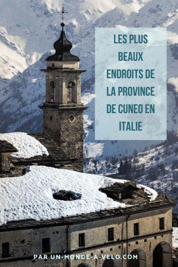 Les plus beaux endroits de la province de Cuneo : les vallées sauvages et verdoyantes