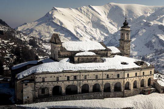 Province de Cuneo - Les Vallées - Castelmagno, Vallée Grana