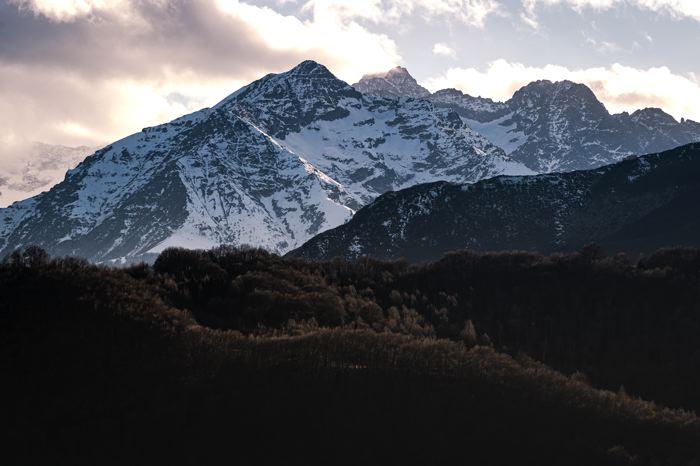 Rando de Monte Croce - Borgo