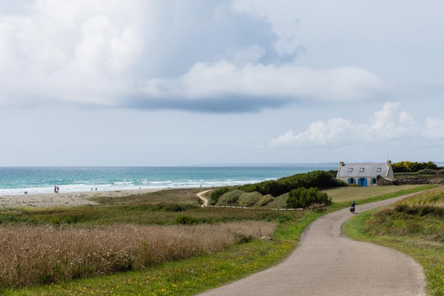 La Bretagne à vélo - Par Mi-Fugue, Mii-raison