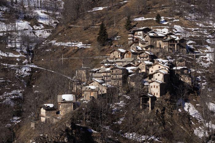 Valliera, Vallée Grana, Province de Cuneo