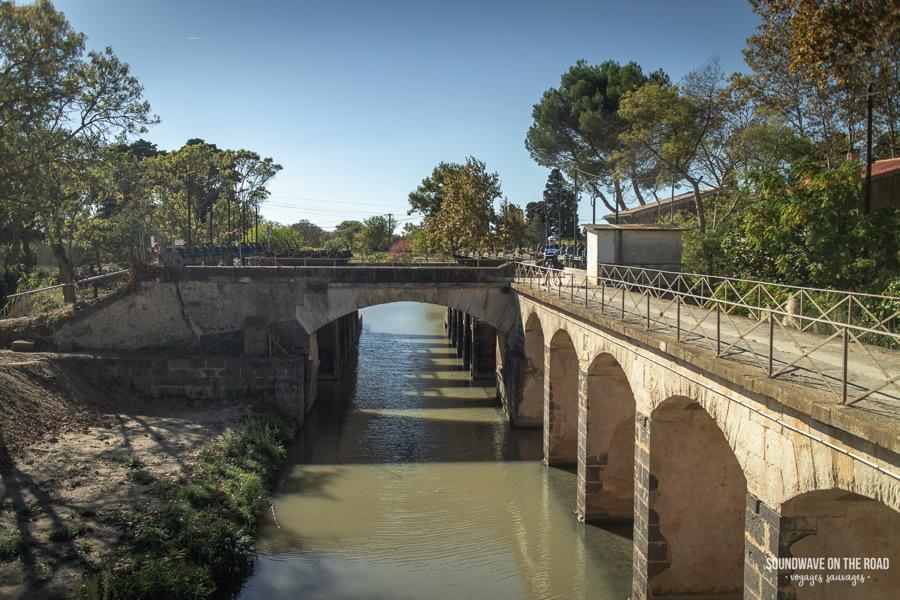 Canal des deux mers - Soundwave on the road