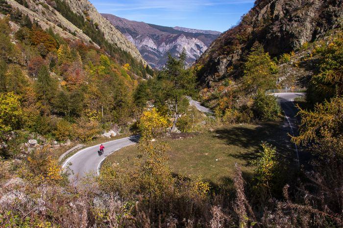 Vallée Stura à vélo - Cuneo