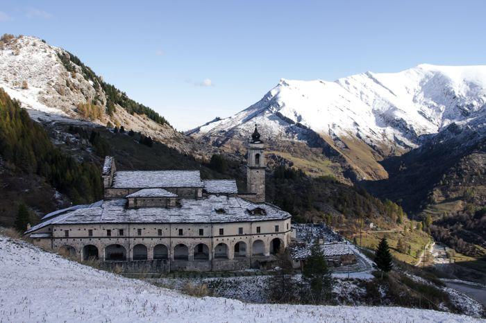 Sanctuaire de Castelmagno