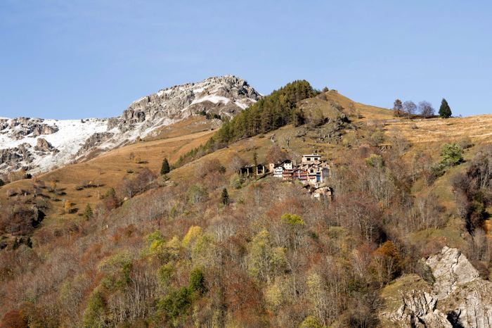 Campo Fei - Vallée Grana - Province de Cuneo