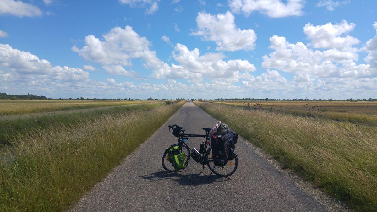Comment voyager zéro déchet et à vélo ?  Interview Les Routes de la Transition