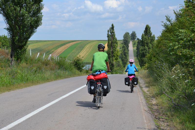2014 - Roumanie : Neela est autonome