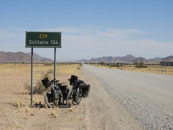 Solitaire - Namibie