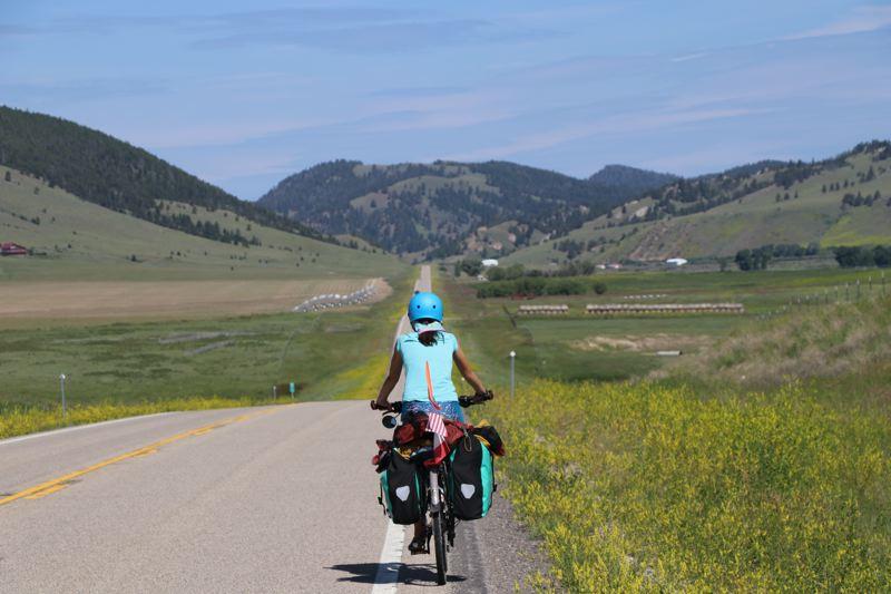 2019 : US – Montana : 5 ans plus tard prête à affronter les Rocheuses