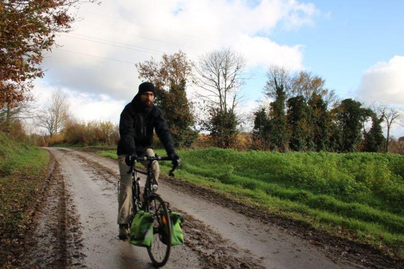 Les routes de la Transition - voyage à vélo zéro déchet