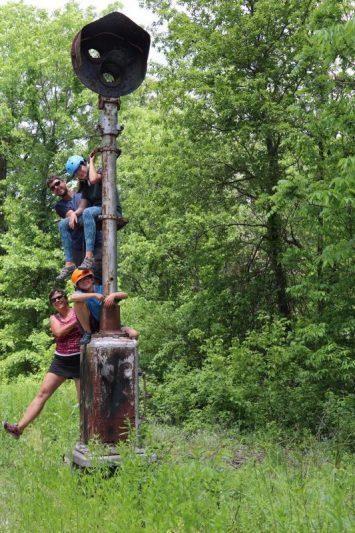 2019 : Missouri : On pédale sur des anciennes voies ferrées