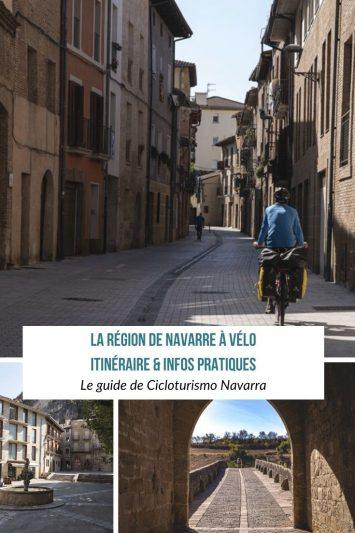 La région de Navarre à vélo - que voir et quel itinéraire ?