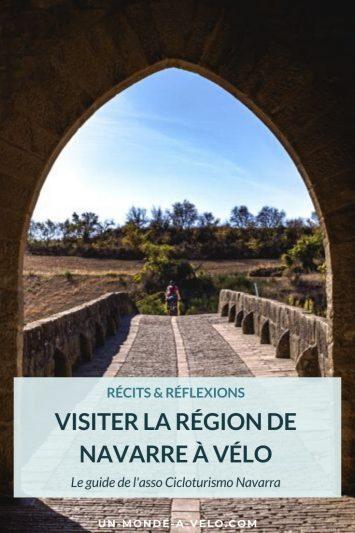 Visiter la région de Navarre à vélo