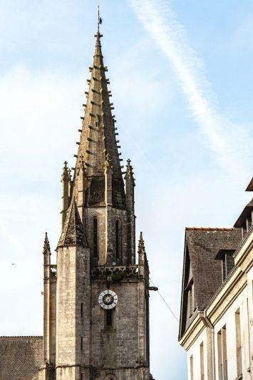 clocher Pontivy