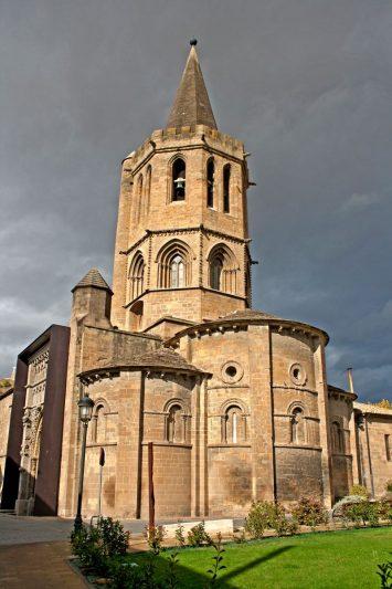 Eglise Sanguesa